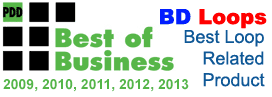 BD Loops Best in Business