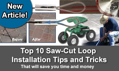 Top 10 Saw-Cut Loop Installation Tips and Tricks